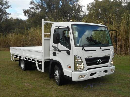 2018 Hyundai Mighty EX6 - Trucks for Sale
