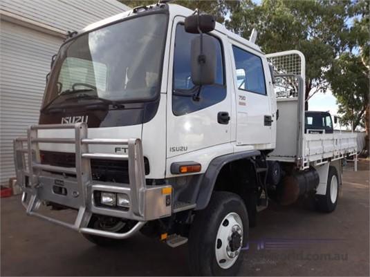 2007 Isuzu FTS 750 4x4 Trucks for Sale