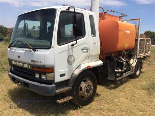 1998 Mitsubishi Fighter FK7 Trucks for Sale