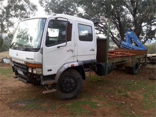 2000 Mitsubishi FM600 Trucks for Sale