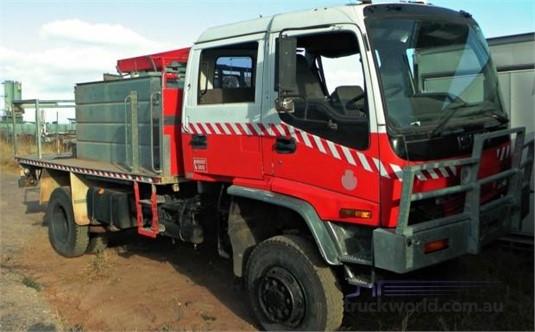 0 Isuzu FTS 750 4x4 Wrecking for Sale