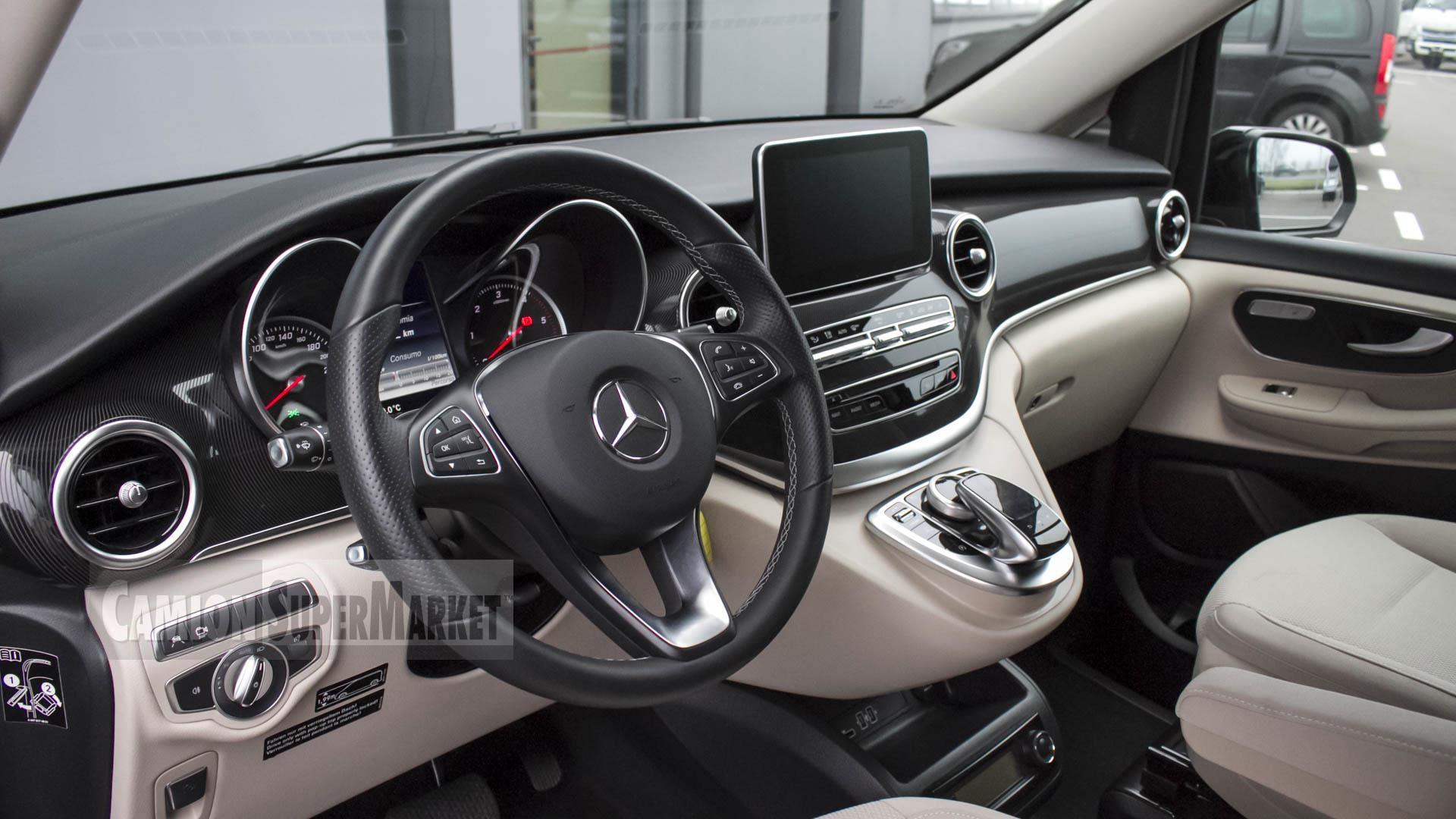 Mercedes-Benz MARCO POLO Usato 2017