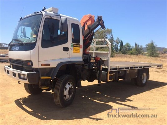 2007 Isuzu other Trucks for Sale