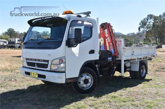 2009 Mitsubishi Canter Trucks for Sale