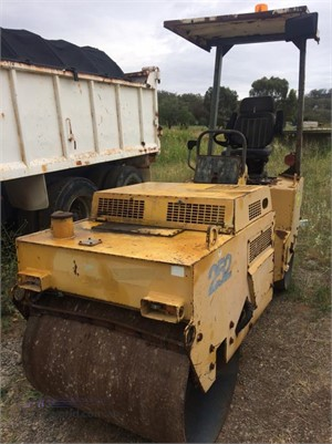 0 Case Vibromax 252 - Truckworld.com.au - Heavy Machinery for Sale