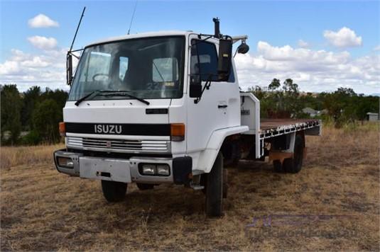 1991 Isuzu FSS 550 4x4 Trucks for Sale