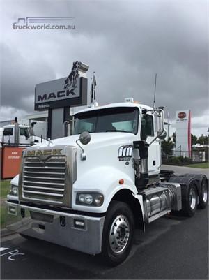 2015 Mack Trident Trucks for Sale