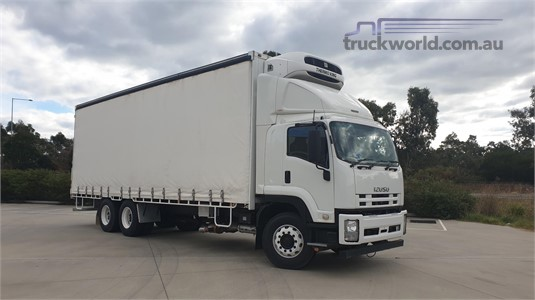 2012 Isuzu FVL 1400 Trucks for Sale