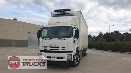 2012 Isuzu FVL 1400 Trade Price Trucks - Trucks for Sale