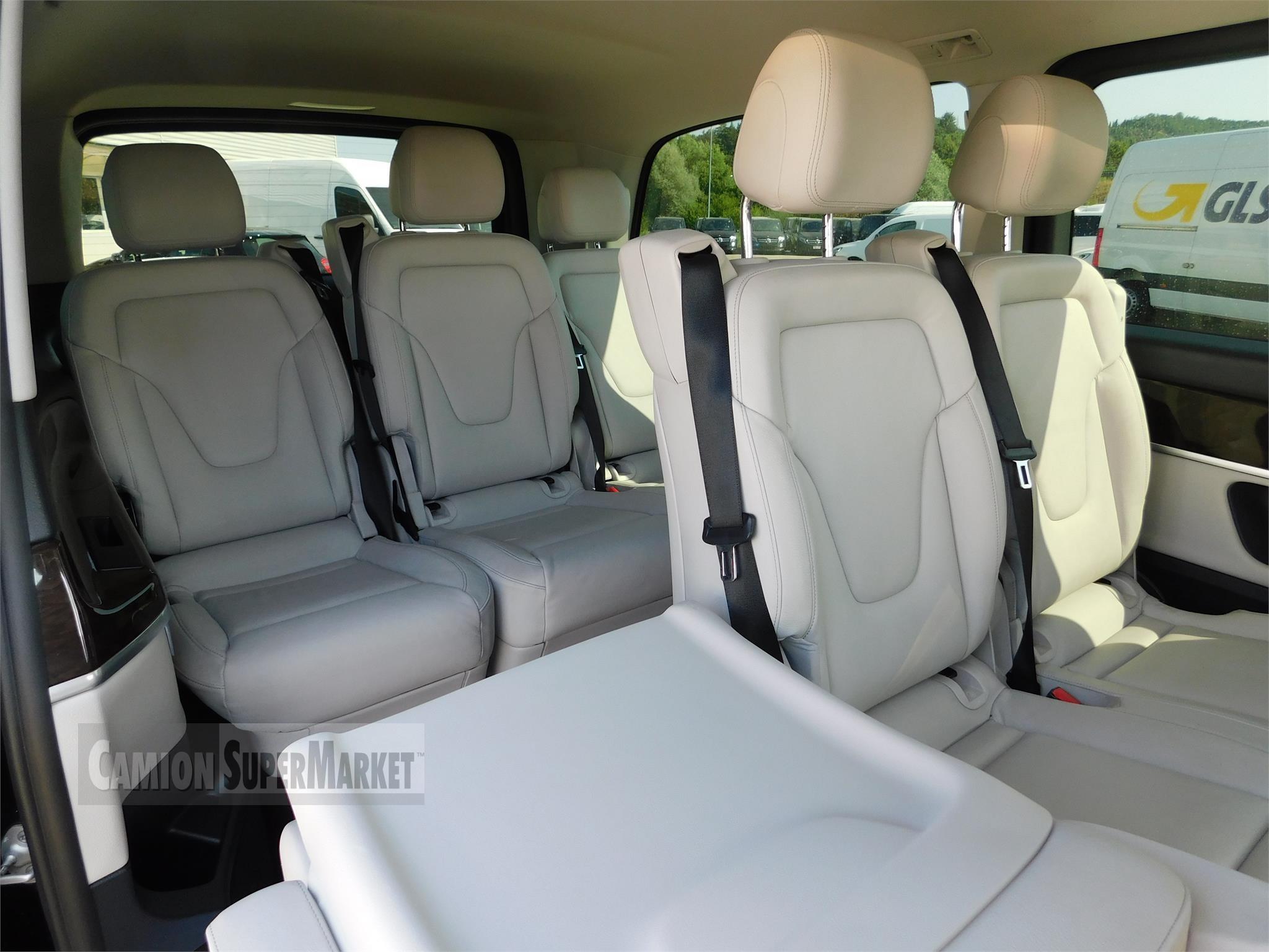 Mercedes-Benz V250 Usato 2015 Umbria