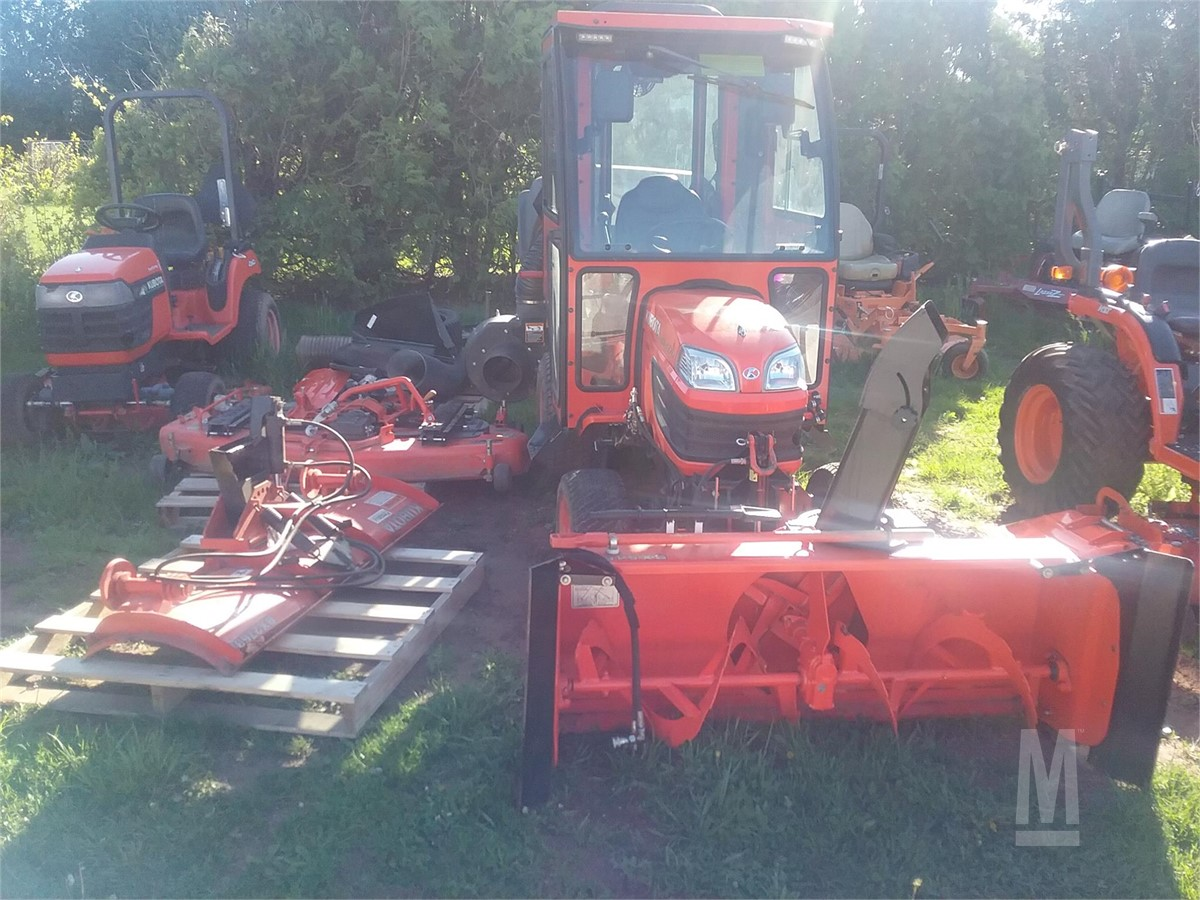 KUBOTA BX2370 For Sale In Abbottstown, Pennsylvania