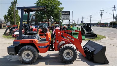 KUBOTA R420 For Sale - 8 Listings | MachineryTrader com