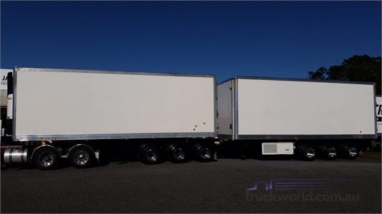2007 Maxi Cube other Trailers for Sale