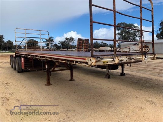 1989 Sfm Engineering other Trailers for Sale