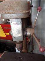 """Buffalo 5-speed heavy duty 6 1/2"""" drill press"""
