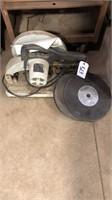 Electric chop saw, 120 volt, 15