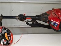 Troy-Bilt weed eater, 4-cycle Pro-Line with