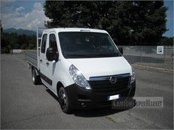 Opel Movano  Uzywany