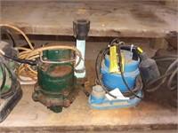 Sump pumps (4)