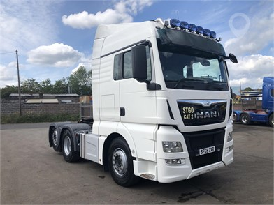 Used MAN TGX26 480-2BLS Trucks for sale in the United