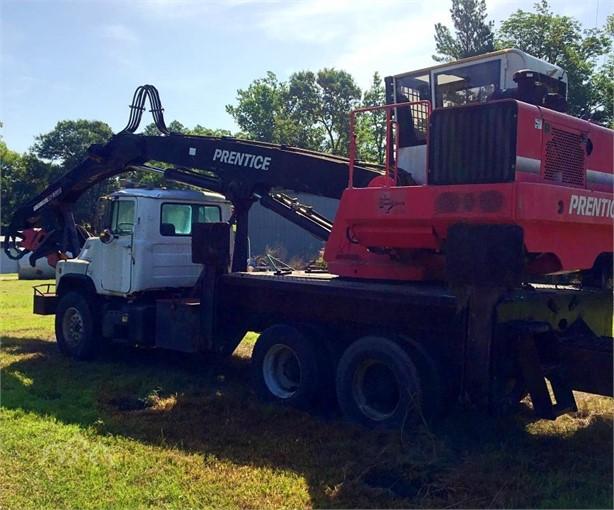 PRENTICE Truck Log Loaders Logging Equipment For Sale - 10