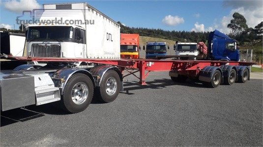 2007 Steelbro other Trailers for Sale