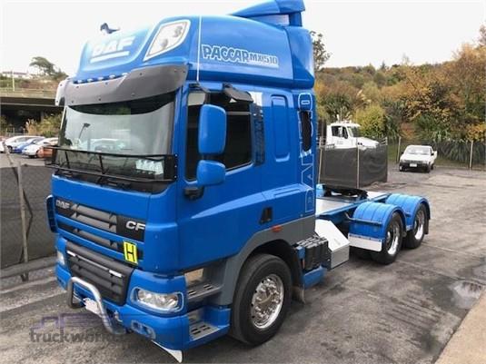 2014 DAF CF510 - Trucks for Sale