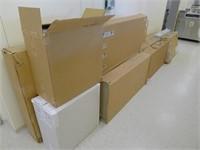 Flow Cabinet / Lab Ceiling Filters (Loc: UK)