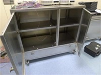 Mobile Storage Cabinet (Loc: UK)