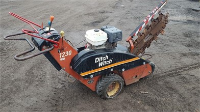 DITCH WITCH 1230 For Sale - 4 Listings | MachineryTrader com