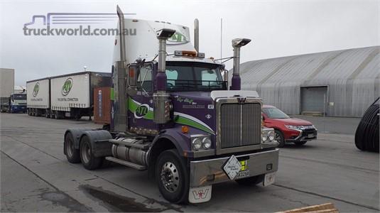 2012 Western Star 4864 - Trucks for Sale