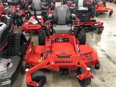 GRAVELY ZT60 HD For Sale - 19 Listings | TractorHouse com