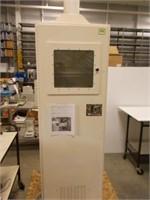 Gas Cylinder Safety Enclosure