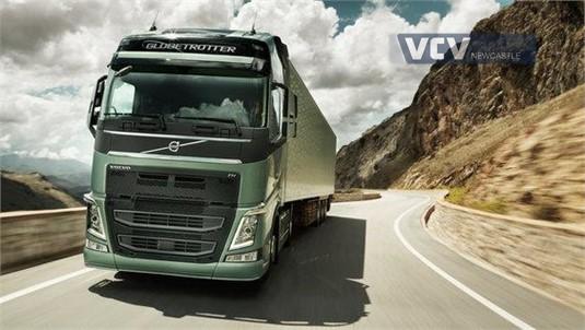 Volvo FH16HA 8x4 Rigid Air Ride