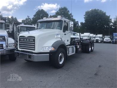 New Heavy Duty Trucks - McMahon Trucks
