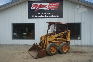 CASE 1835B Skid Steer Auction Results - 1 Listings | MachineryTrader