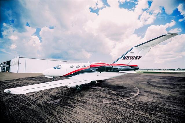 2010 Cessna Citation Mustang For Sale In Sarasota Florida