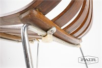 Pair of 'Scandia' Hans Brattrud for Hove Chairs
