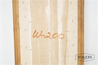 Witco Sailboat Wall Art Sculpture
