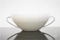 Set of 10 Limoges France White Soup Bowls
