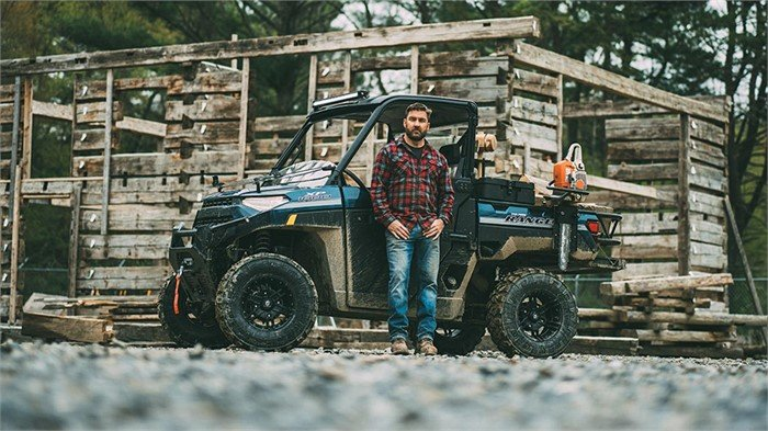 Polaris Kicks Off Celebrity-Endorsed RANGER Accessory