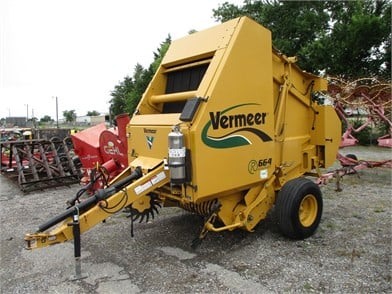 VERMEER 664 RANCHER For Sale - 2 Listings | TractorHouse com