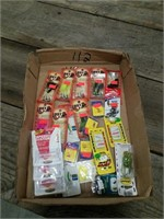 Lost Loot jigs  & other baits