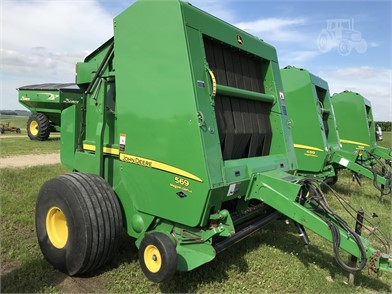 Round Balers For Sale In Minnesota - 247 Listings