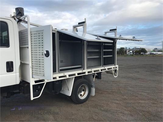 2008 Isuzu NPS 300 4x4 Crew Carroll Truck Sales Queensland - Trucks for Sale