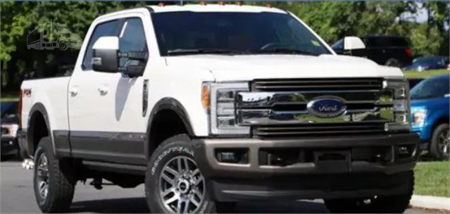 Ford F250 King Ranch For Sale >> 2019 Ford F250 King Ranch