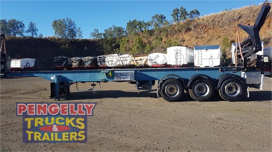 2008 Hammar Side Lifter Trailer Pengelly Truck & Trailer Sales & Service - Trailers for Sale