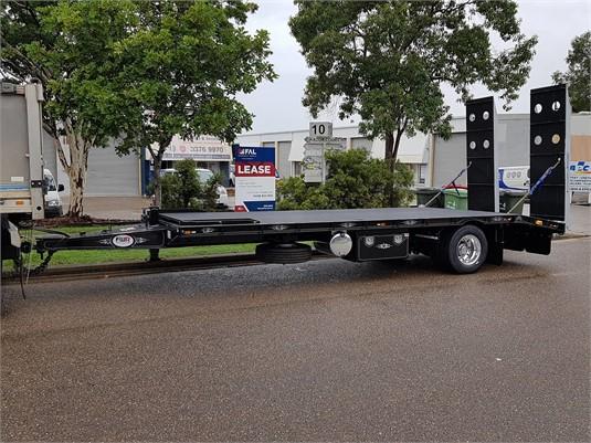 2019 FWR Single Axle Tag Trailer - All Hydraulic - Trailers for Sale