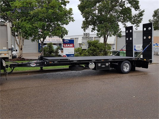2020 FWR Single Axle Tag Trailer - All Hydraulic - Trailers for Sale