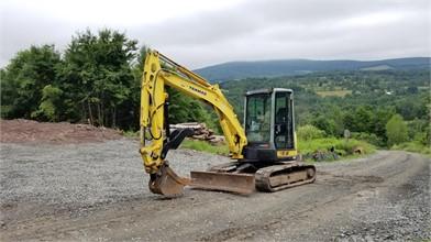 YANMAR Mini (Up To 12,000 Lbs) Excavators For Sale - 412 Listings
